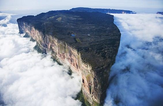 17 fotos de fronteiras naturais que tiram o fôlego de qualquer pessoa