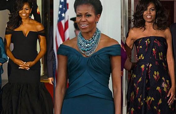 Fato: Michelle Obama é a primeira-dama mais estilosa de todos os tempos