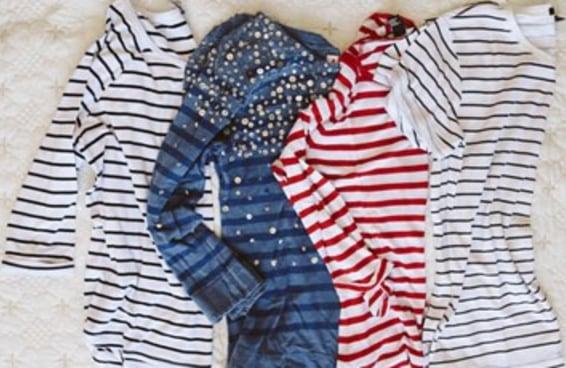 17 pequenos prazeres se você adora roupas básicas