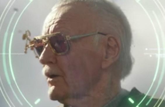 Você consegue reconhecer o filme da Marvel pela participação especial do Stan Lee?