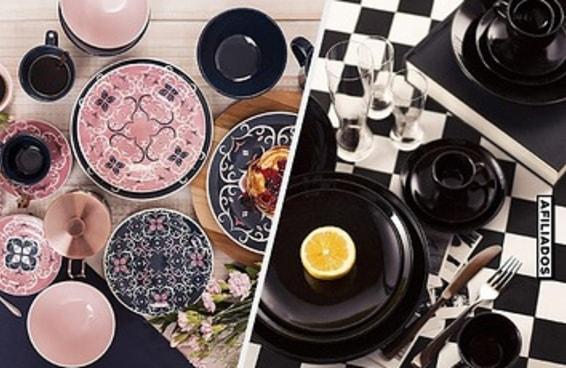 10 aparelhos de jantar para servir conceito, bom gosto e sofisticação
