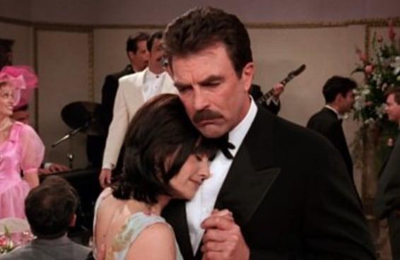 """Vi """"Friends"""" de novo e percebi que o namoro da Monica e do Richard era bem nada a ver"""