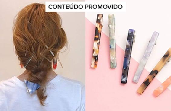 13 acessórios para dar uma variada nos seus lookinhos de cabelo