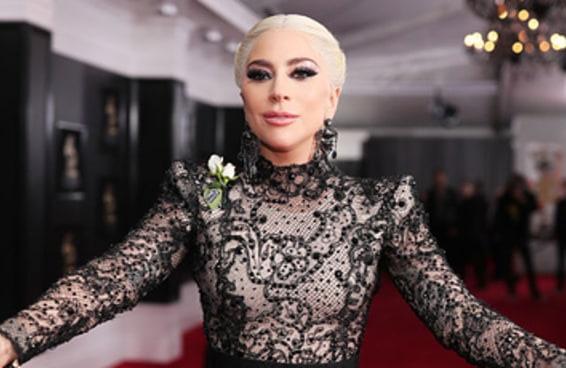 O cabelo da Lady Gaga no Grammy é, sinceramente, a coisa mais legal que eu já vi