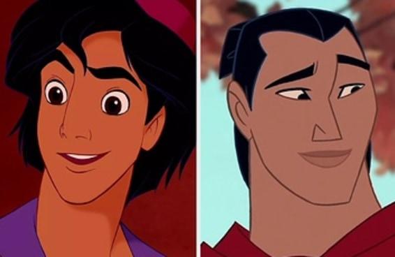 Este teste vai dizer com quais príncipes da Disney você merece fazer um ménage
