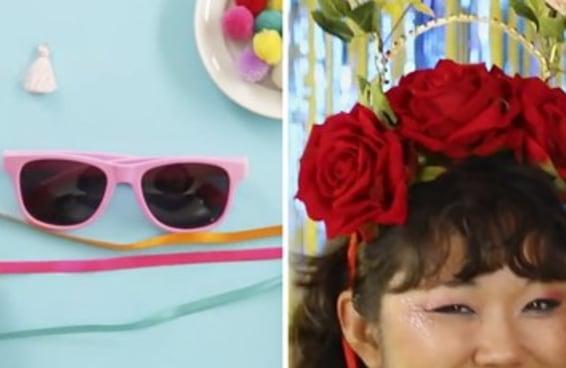 Três ideias para fazer sua fantasia de carnaval de última hora