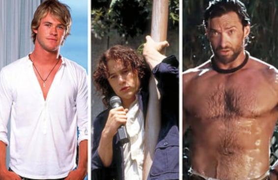 Vamos jogar Pegava ou Não Pegava com esses australianos para descobrir seu tipo de cara