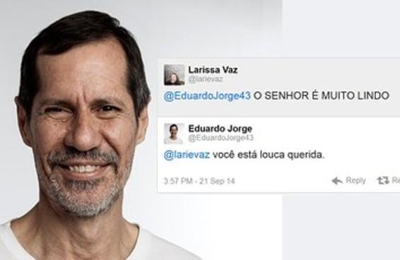 19 vezes em que o Eduardo Jorge mereceu ser eleito presidente do Twitter