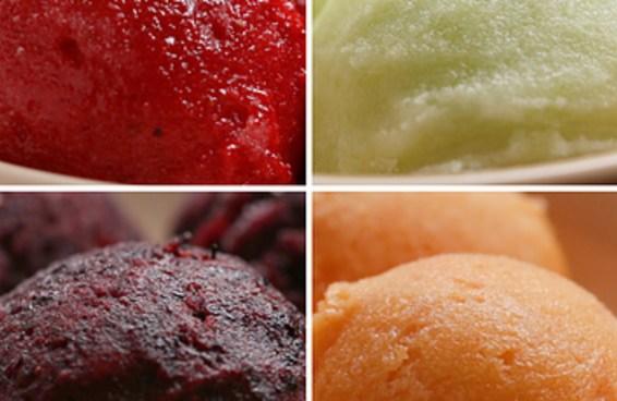 Você não vai acreditar que estes sorvetes levam apenas dois ingredientes