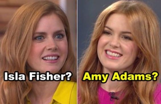 17 famosos que sempre são confundidos com outras celebridades — você consegue diferenciá-los?