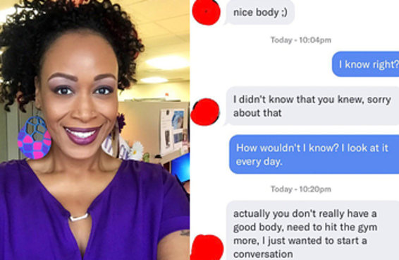 Esta escritora mostrou como muitos homens se sentem ofendidos quando você concorda com seus elogios