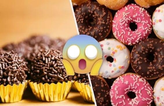 Este teste infinito vai provar se você realmente gosta de doces