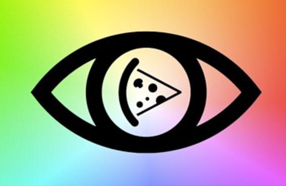 Você enxerga bem as cores ou só está ficando com fome?