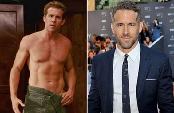 31 fatos sobre Ryan Reynolds que provam que ele é realmente... peculiar