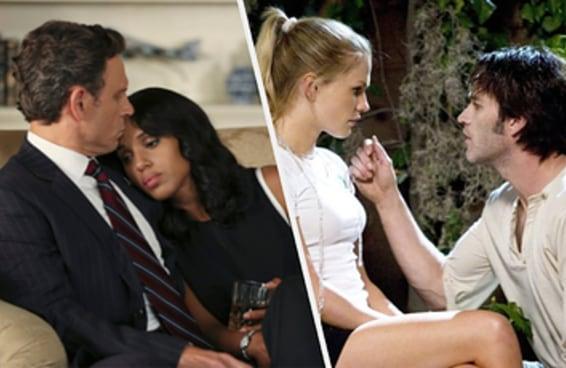 17 relacionamentos da TV cujos términos causaram muito choro