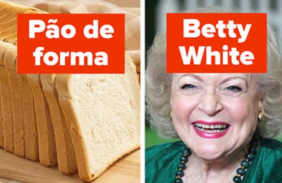 Quem veio primeiro: o pão de forma ou a Betty White? 11 perguntas que vão testar a sua percepção do tempo