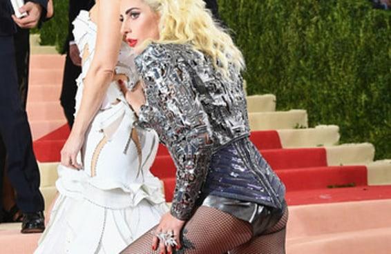 7 fotos de Lady Gaga que explicam por que usar calças é desnecessário