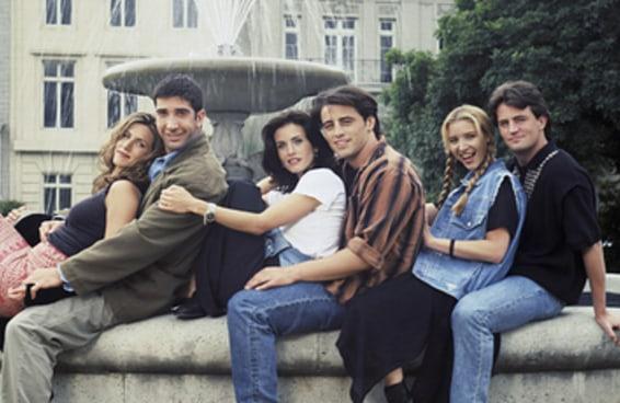 """O reencontro de """"Friends"""" está sendo planejado e dessa vez é sério"""