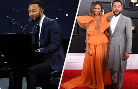 John Legend revelou que já traiu e a Chrissy Teigen respondeu da melhor maneira