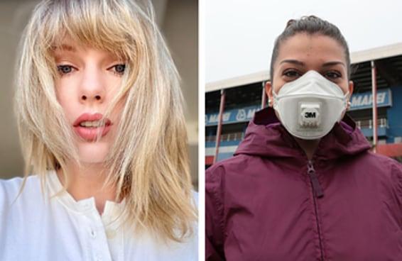 Taylor Swift prova mais uma vez o quanto é incrível ao educar seus fãs sobre o coronavírus
