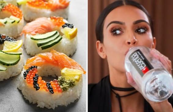 Coma alimentos coloridos, e vamos revelar a bebida que combina perfeitamente com sua personalidade