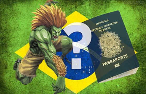 Afinal, o Blanka é brasileiro mesmo?