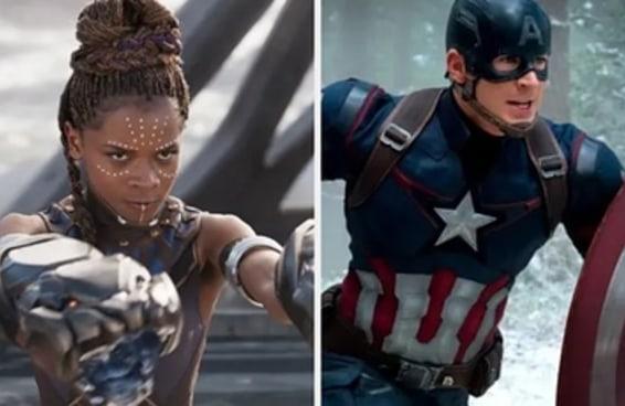 Diga-nos suas opiniões sobre a Marvel e vamos adivinhar a idade da sua alma