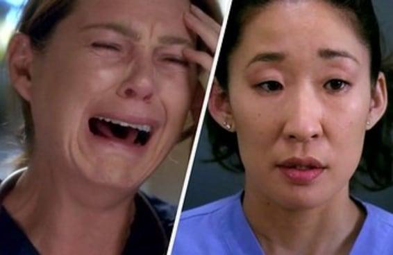 """Quantos % Meredith e quantos % Cristina de """"Grey's Anatomy"""" é você?"""