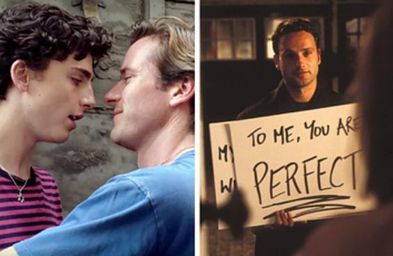 Diga quantos filmes românticos já viu e diremos como você é em relacionamentos