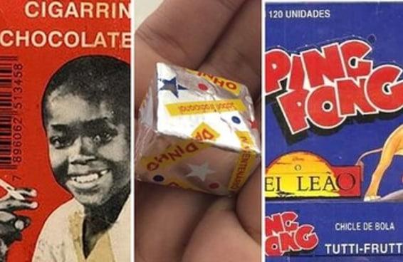 Opine sobre esses doces antigos e diremos quando você vai morrer