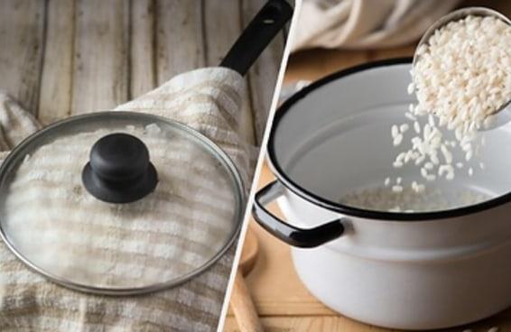 12 truques para fazer um arroz perfeito