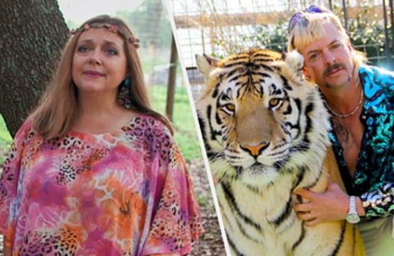 Estou obcecado com a LOUCURA que é Tiger King - A Máfia dos Tigres