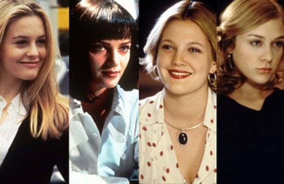 Qual atriz dos anos 90 combina com sua personalidade?