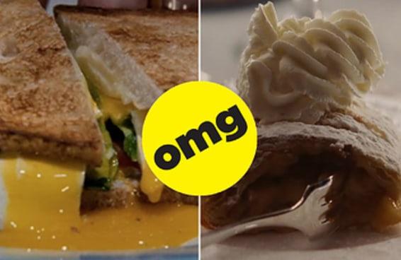 Você consegue reconhecer o filme pela comida?