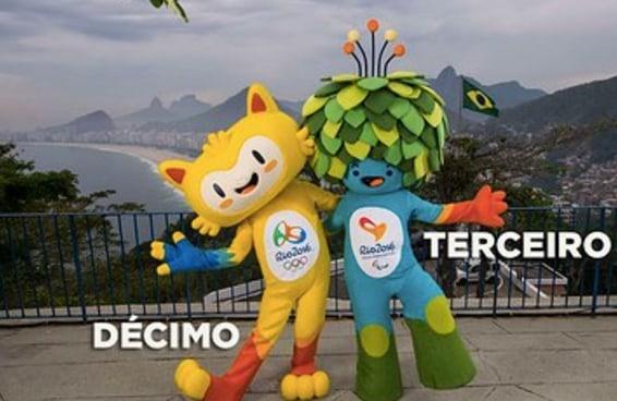 As 10 melhores sugestões de nomes para os mascotes das Olimpíadas 2016