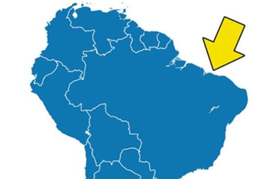 América Central e América do Sul têm 19 países, você consegue identificar todos eles?