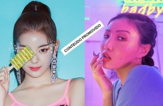 Escolha um ídolo do k-pop e nós indicaremos seu produto de beleza ideal