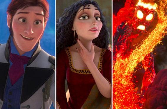 """15 perguntas de """"qual você prefere?"""" muito difíceis para quem ama Frozen, Moana e Enrolados"""