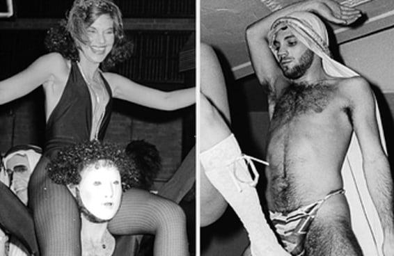 Se você acha que suas festas são loucas, é porque não conhece o Studio 54