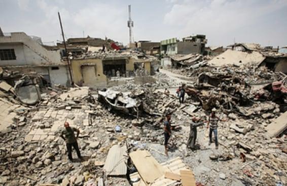 Estas são as vítimas civis dos ataques liderados pelos EUA contra o Estado Islâmico no Iraque