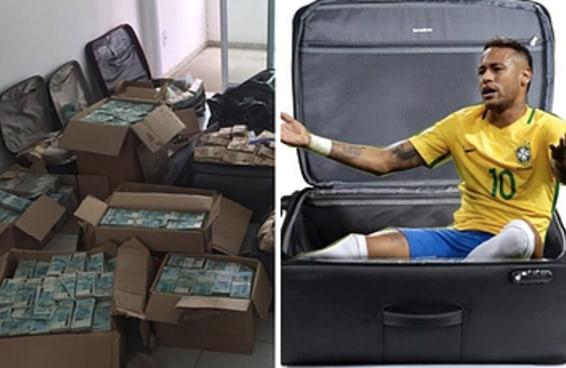 23 tuítes sobre as malas de dinheiro do Geddel que mereciam R$ 51 milhões