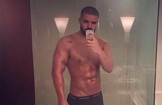 Abram alas para Drake, oficialmente o homem mais sexy do mundo