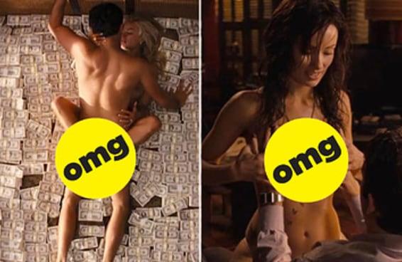 13 histórias de bastidores que farão você repensar as cenas de sexo dos filmes