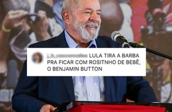 Aqui estão os melhores comentários que rolaram na live do Lula