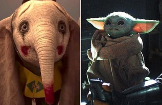 Chegou a hora de escolher entre o Bebê Yoda e outros ícones da cultura pop igualmente fofos