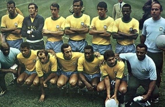 Quais foram os maiores jogadores da seleção brasileira em todos os tempos?