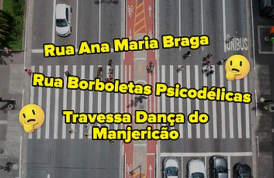 Você consegue adivinhar se estas ruas de São Paulo são reais?