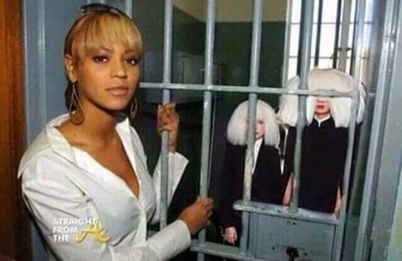 Por dentro da teoria da conspiração maluca de que a Beyoncé sequestrou a Sia