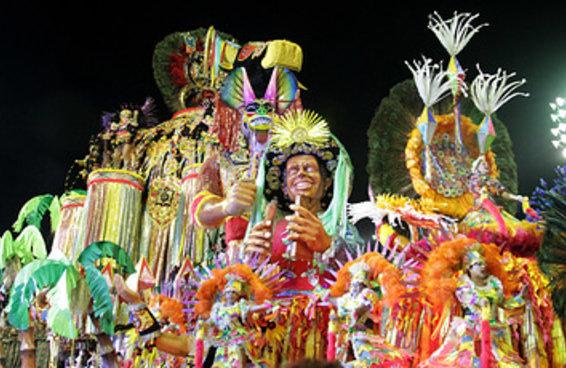 Você lembra quais escolas cantaram estes sambas-enredo famosos?