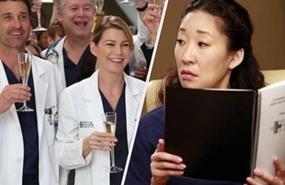 """Só um médico graduado em mais de dez temporadas de """"Grey's Anatomy"""" salvaria esses pacientes"""